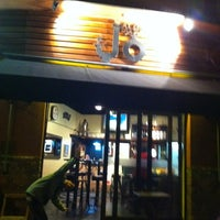 Photo taken at Bar do Jô by Carlos Didier S. on 9/29/2011