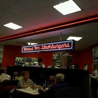 Photo taken at Steak 'n Shake by Doug M. on 11/4/2011