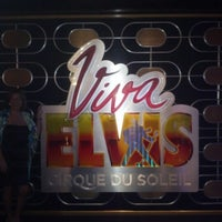 Photo taken at Viva ELVIS by Amanda R. on 8/25/2012