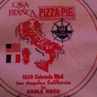 Photo taken at Casa Bianca Pizza Pie by qi d. on 4/13/2011