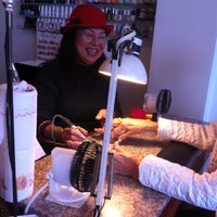 Photo taken at Le & Be Nail Salon by Katybeth J. on 9/27/2011