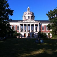 Photo taken at Eastman Quadrangle by Thomas M. on 7/25/2011