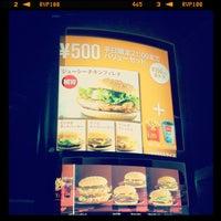 Photo taken at マクドナルド 福井三国店 by petit_u on 5/31/2012