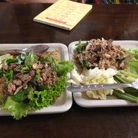 Photo taken at ร้านอาหารฉำฉา by PuPae B. on 3/10/2012