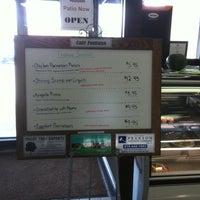 Photo taken at Cafe Fontana by Dana A. on 10/13/2011