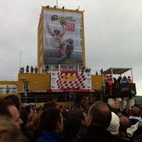 Photo taken at Circuit de la Comunitat Valenciana Ricardo Tormo by Jose B. on 11/6/2011