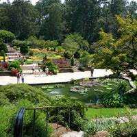 Photo taken at Sarah P. Duke Gardens by Ben S. on 8/23/2012