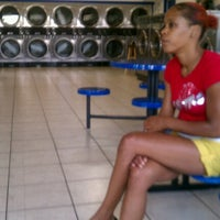 Photo taken at Suds Laundromat by Tequisa W. on 7/16/2012