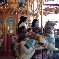 Photo taken at Carousel by Daniel C. on 3/11/2012