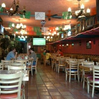 Photo taken at Mi Tierra by Luke R. on 9/4/2011