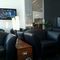 Photo taken at Lufthansa Business Lounge by Alex G. on 8/14/2011