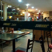 Photo taken at Subway by LEANDRO C. on 11/27/2011
