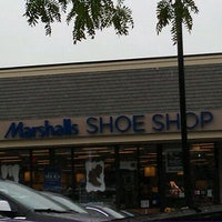 Photo taken at Shoe Megashop by Marshalls by Larri L. on 9/23/2011
