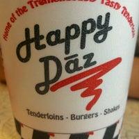 Photo taken at Happy Daz by Jeremy W. on 9/13/2011