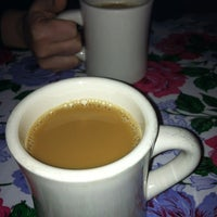 Photo taken at Longbranch Cafe and Bakery by Elizabeth K. on 2/1/2012