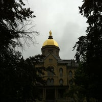 Photo taken at University of Notre Dame by Christina H. on 6/17/2012