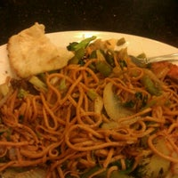 Photo taken at Umami Mongolian Grill by Maria A. on 12/3/2011