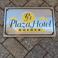 Photo prise au Plaza Hotel Mococa par Maria Fernanda T. le12/25/2011