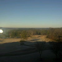 Photo taken at Hilton Atlanta / Marietta Hotel & Conference Center by Karl W. on 12/1/2011
