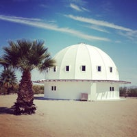Photo taken at Integratron by Brynn M. on 9/8/2012