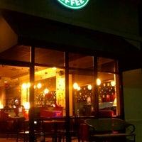 Photo taken at Starbucks by Leslie W. on 11/28/2011