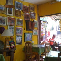 Photo taken at Peppermint Cafe by Gina C. on 11/3/2011