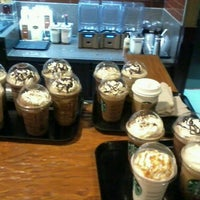 Photo taken at Starbucks Coffee by Geselle M. on 9/8/2012