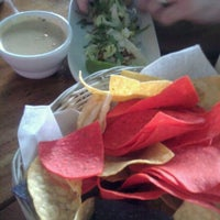 Photo taken at Agave Grill by Anna M. on 6/9/2012