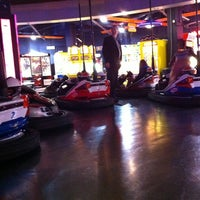 Photo taken at Namco Funscape County Hall by Jasvinder K. on 5/26/2011