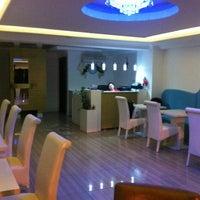 Photo taken at Kumsal Butik Otel by Selim M. on 5/18/2012