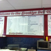 Photo taken at Brooklyn Deli Too by Dr. Randy C. on 6/6/2012