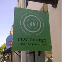 Photo taken at Raw Energy by Lewis P. on 6/9/2012