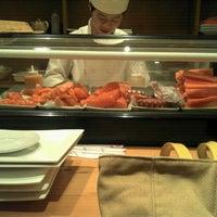 Photo taken at Iron Sushi by Debra W. on 2/2/2012