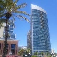 Photo taken at Omni San Diego Hotel by Adrian K. on 6/27/2012