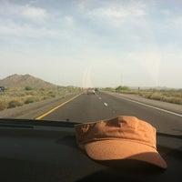Photo taken at Pearl Harbor Memorial Highway by Wendy B. on 4/6/2012