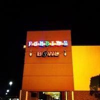 Photo taken at Funtime Bowl by Dan C. on 1/28/2012