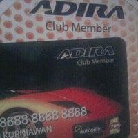 Photo taken at Adira by dadang b. on 1/15/2011