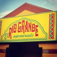 Photo taken at El Rio Grande Latin Market by Keeyon U. on 11/14/2011