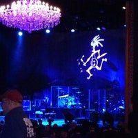 Photo prise au Fillmore Auditorium par Rebecca M. le2/12/2012