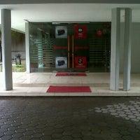 Photo taken at Bank OCBC NISP (Sudirman) by Likin G. on 11/22/2011