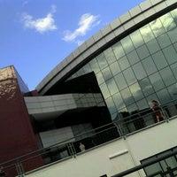 Photo taken at UniCEUB - Centro Universitário de Brasília by Thiago C. on 10/25/2011