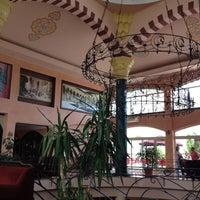 5/14/2012 tarihinde Веснушка☀️ziyaretçi tarafından Larissa Sultan's Beach Hotel'de çekilen fotoğraf