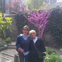 Photo taken at 11th Street Community Garden by Danielle M. on 4/10/2012