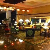 Photo taken at Miri Marriott Resort & Spa by NAM on 2/17/2011