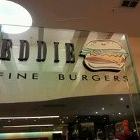 Photo taken at Eddie Fine Burgers by Raphael R. on 9/25/2011