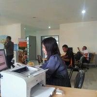 Photo taken at BTPN JAYAPURA by Warso P. on 9/23/2011