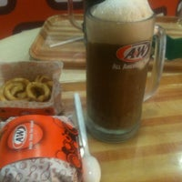 Photo taken at A&W by Sheridan K. on 2/12/2012