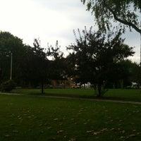 Photo taken at Leavenworth Park by Jason on 10/14/2011