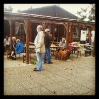 Photo taken at Schäferhundestaffel Deutsch-Wagram by Martin P. on 6/23/2012