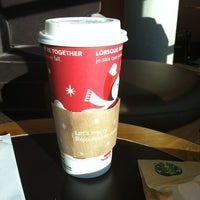 Photo taken at Starbucks by Nour M. on 12/2/2011